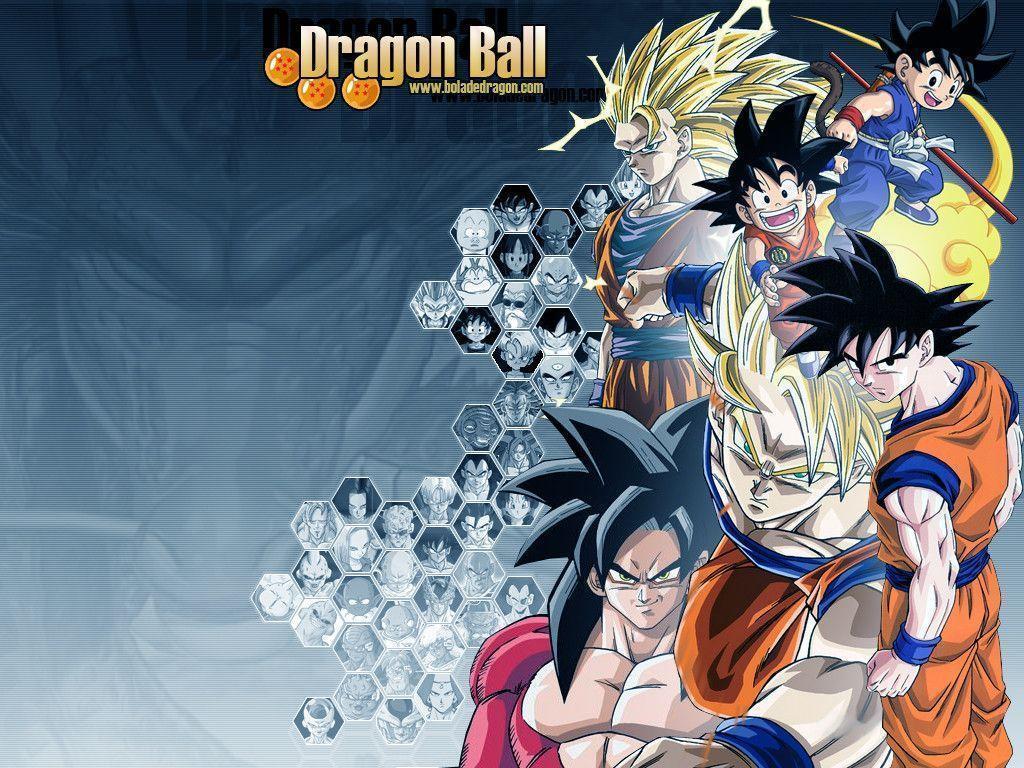 Dragon Ball Z Goku Wallpaper