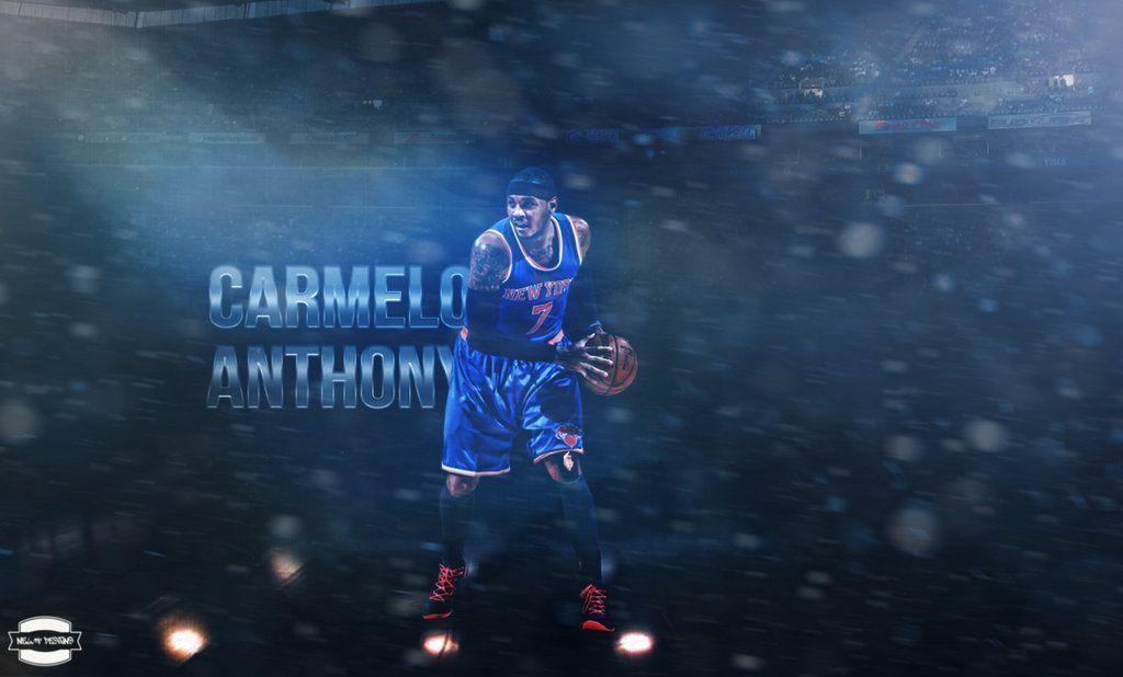 Carmelo Anthony Wallpapers by NewtDeigns