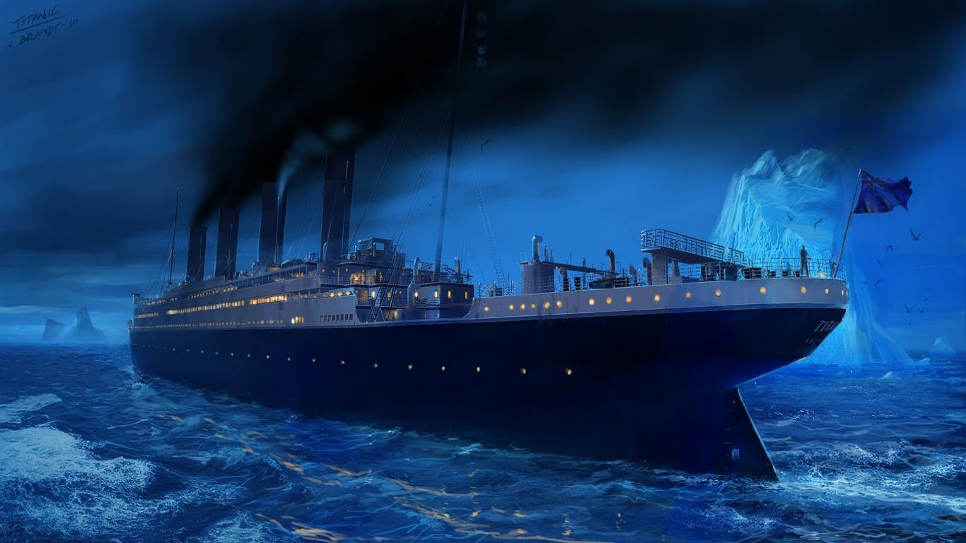 Wallpapers of titanic wallpaper cave - Titanic hd wallpaper download ...