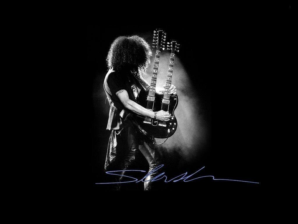 Slash Guitar Wallpapers - Wallpaper Cave