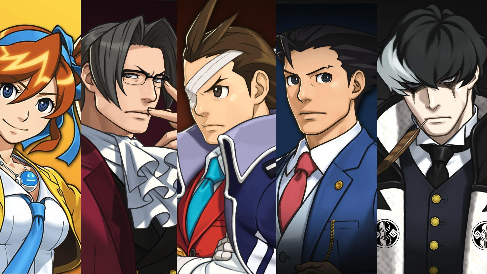 Ace Attorney Online Music