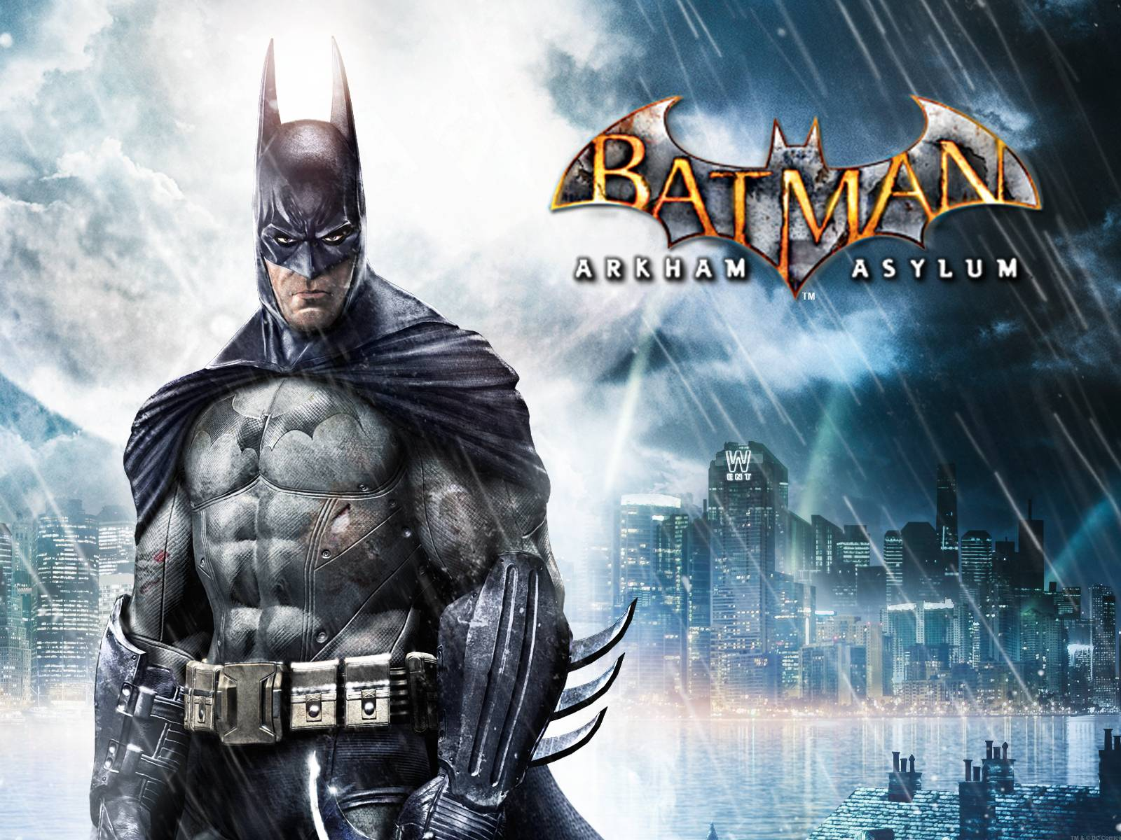Batman Arkham Asylum Wallpapers For Free Android