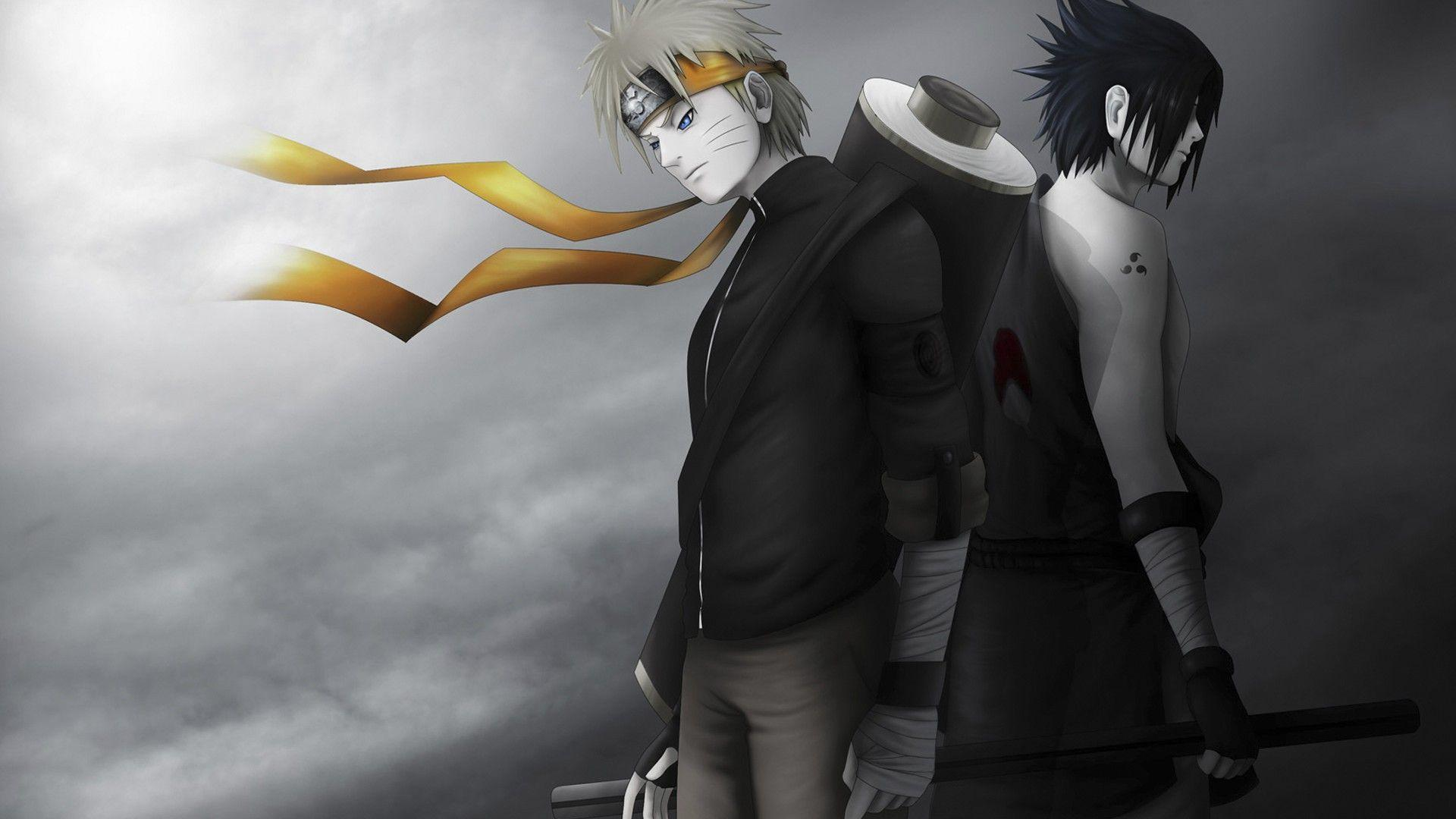 naruto sasuke anime wallpaper hd naruto cartoon hd free wallpapers
