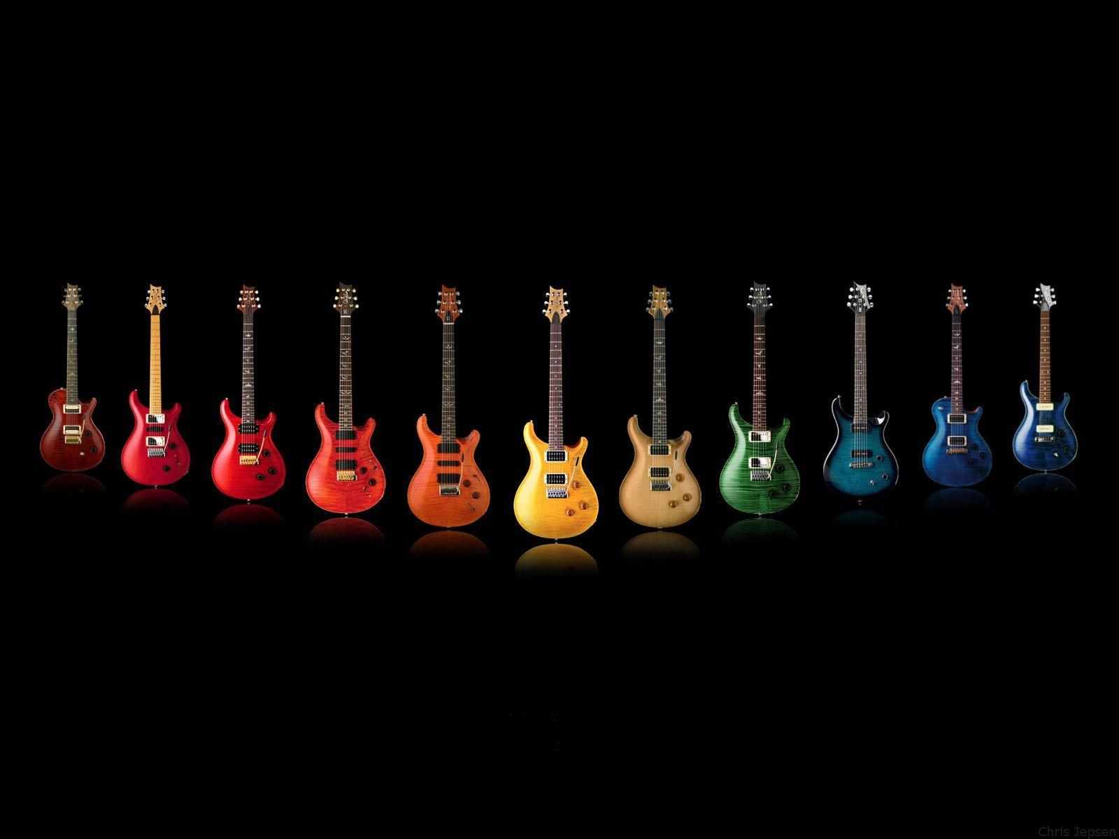 451 Guitar Wallpapers