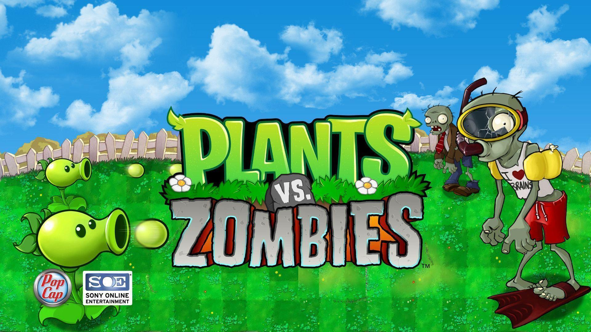 9 Of The Best Plants vs Zombies Wallpapers | CrispMe