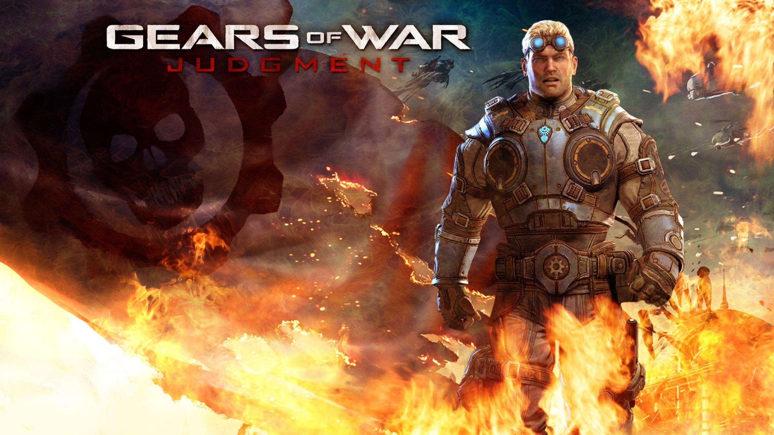 Rule 34 gears of war