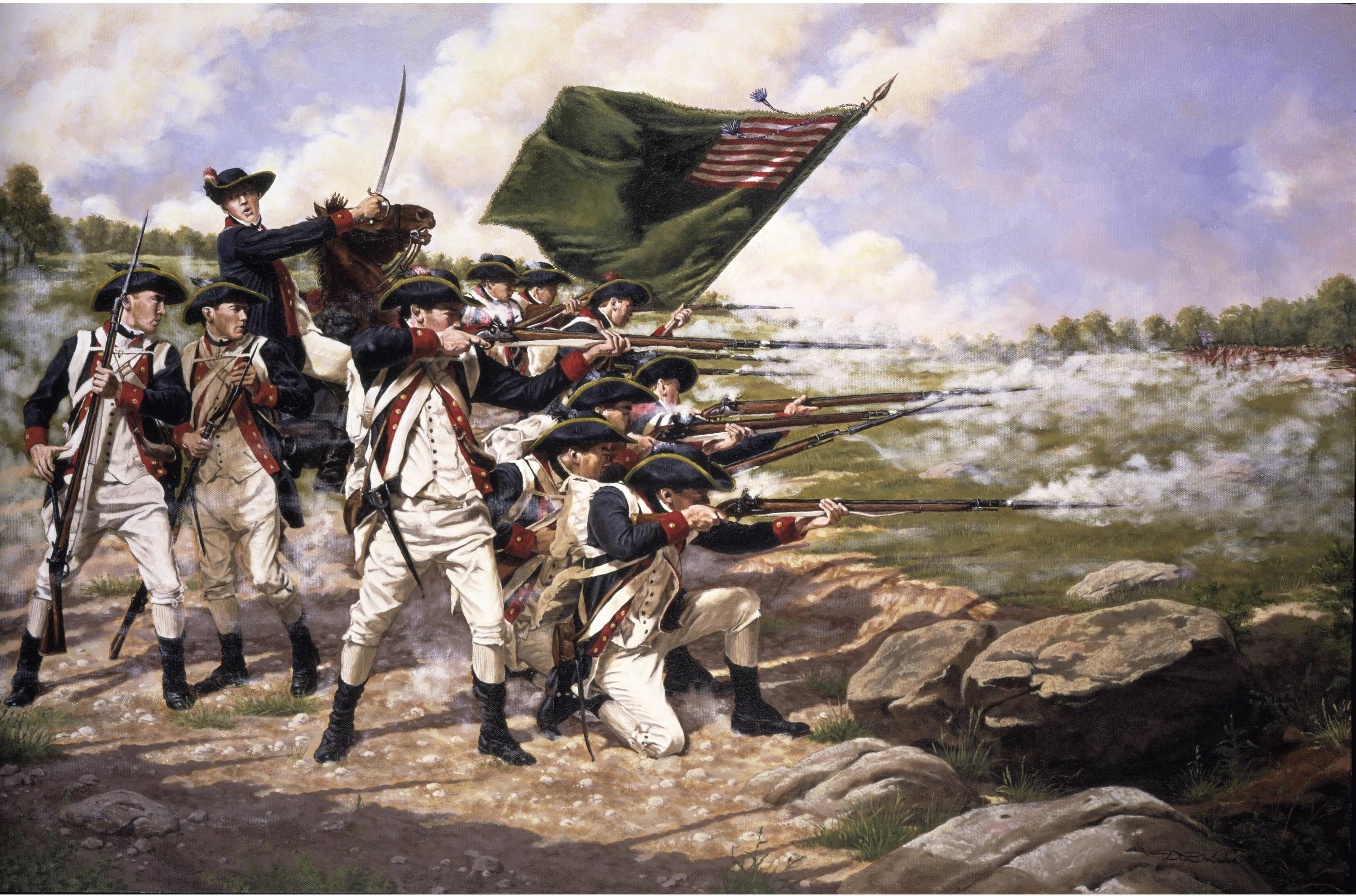 Revolutionary War Wallpapers