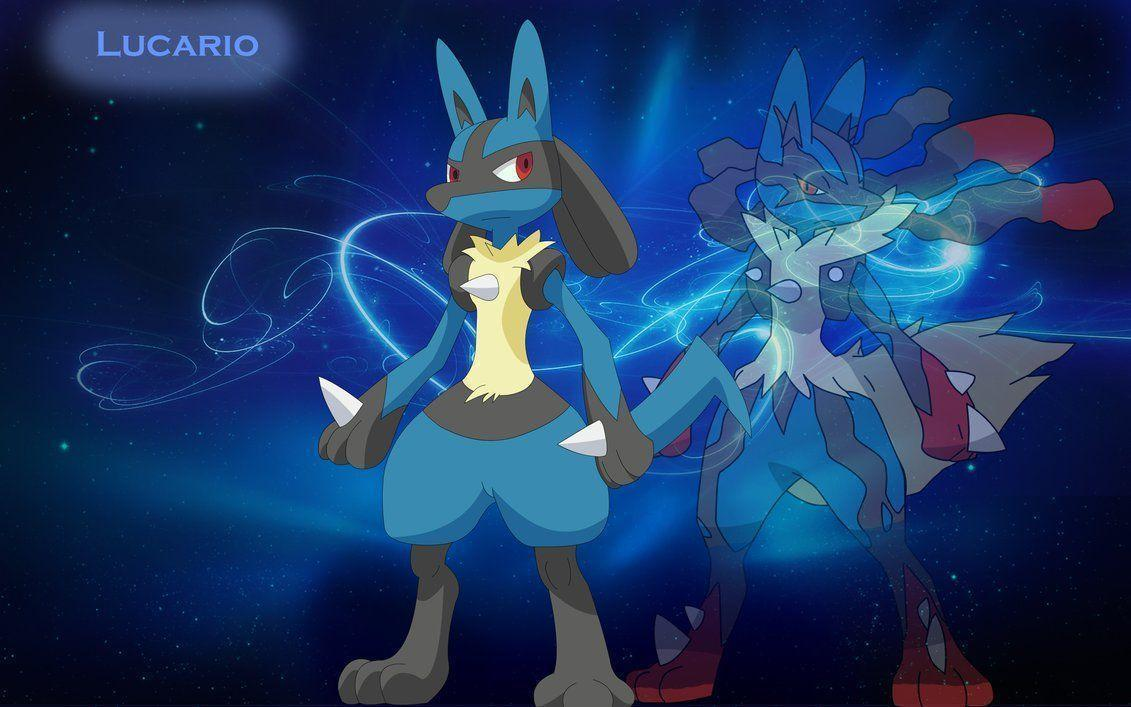 Lucario Wallpaper Images Pictures