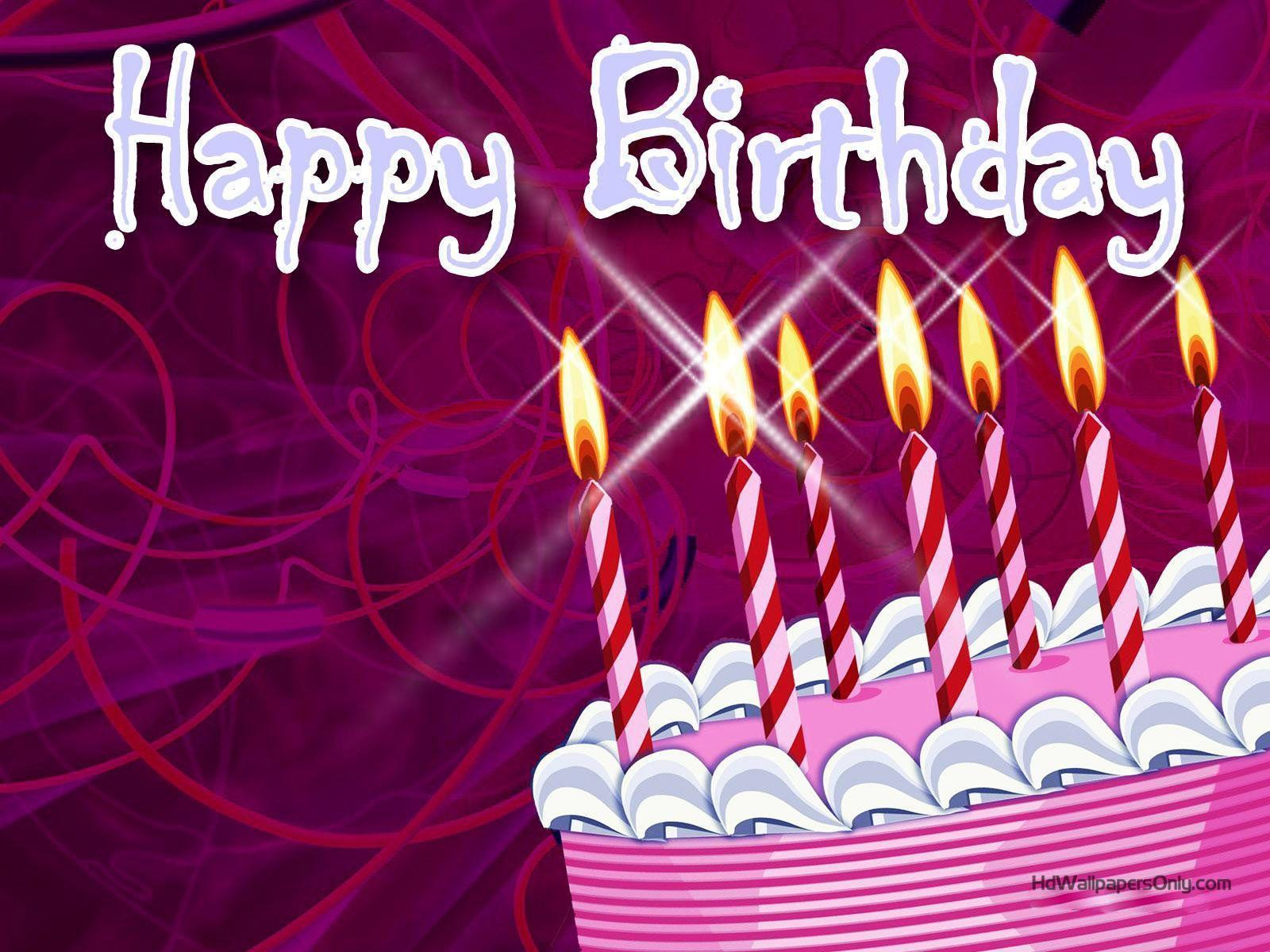 Happy Birthday Wallpapers With Name - Wallpaper cave