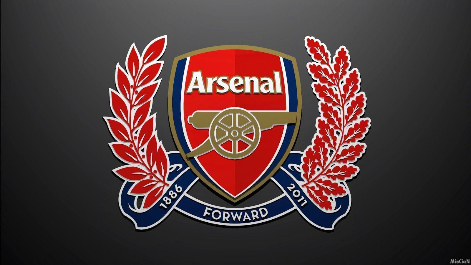 Arsenal Logo Wallpapers 2015 - Wallpaper Cave