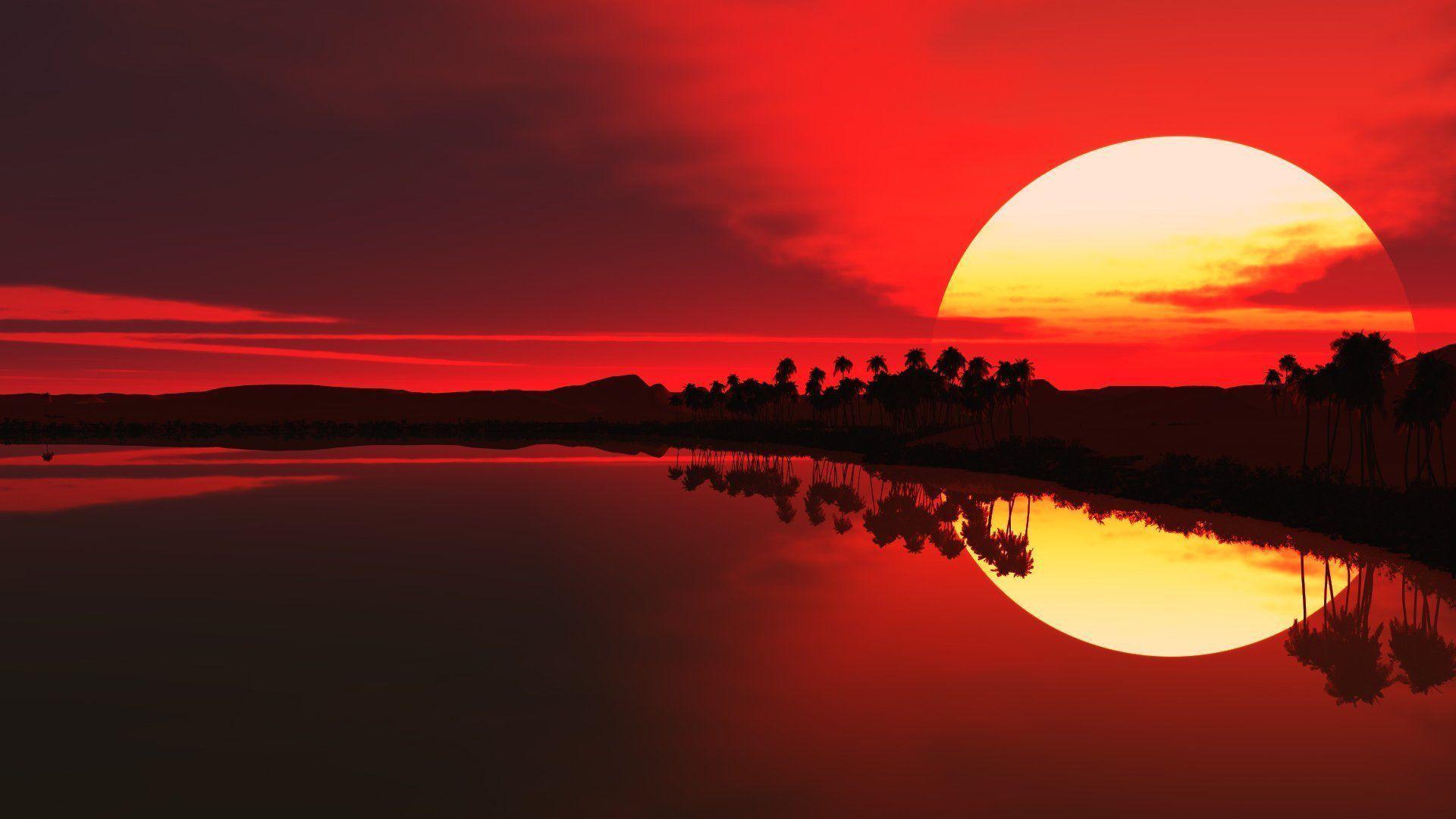amazing hd sunset | HD Wallpapers