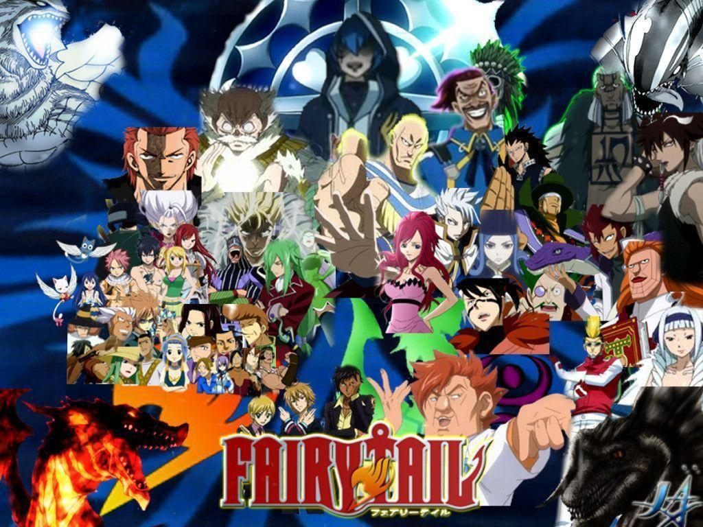 Wallpapers For > Fairy Tail Wallpapers Chibi