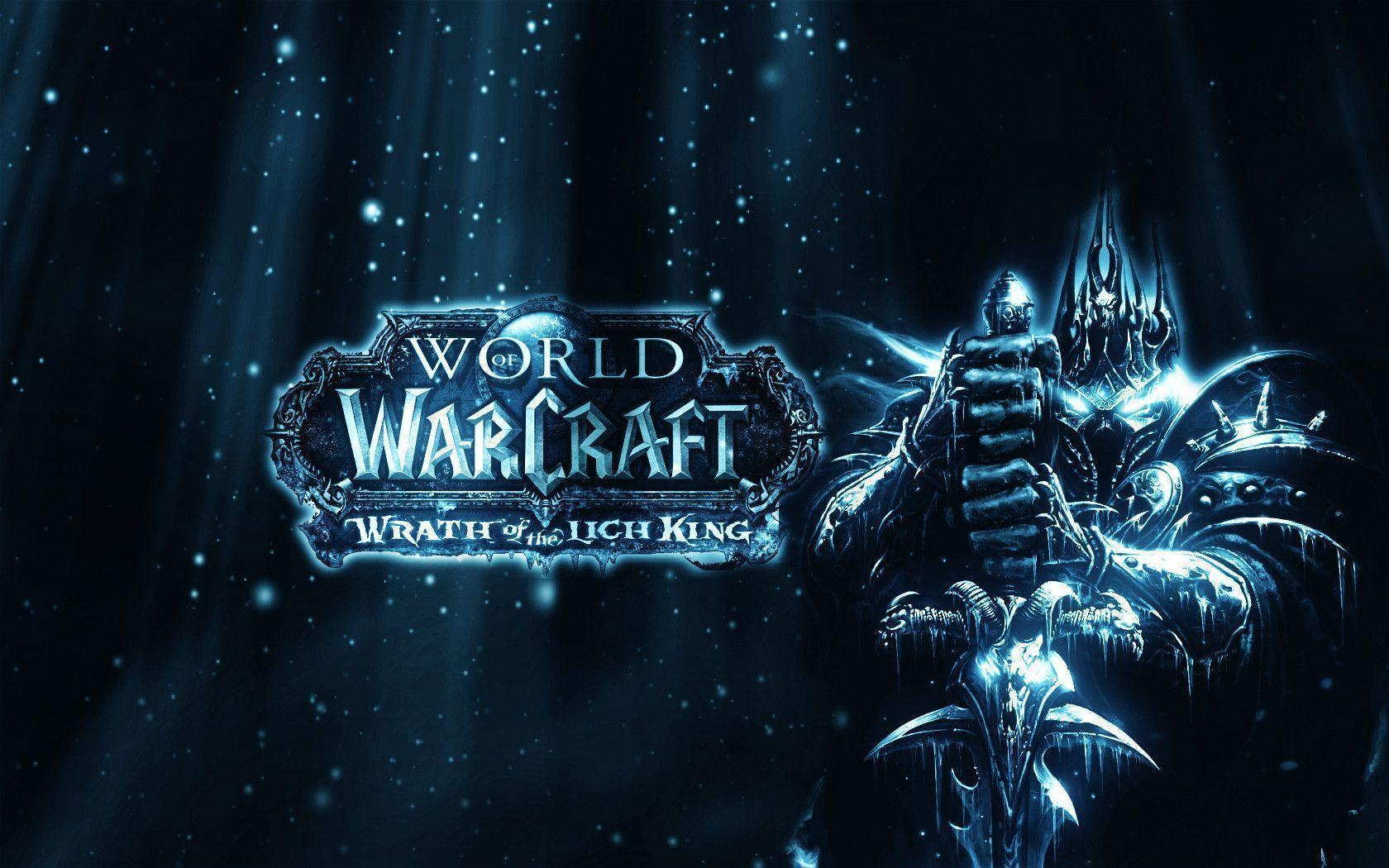 The Lich King by sparxs89