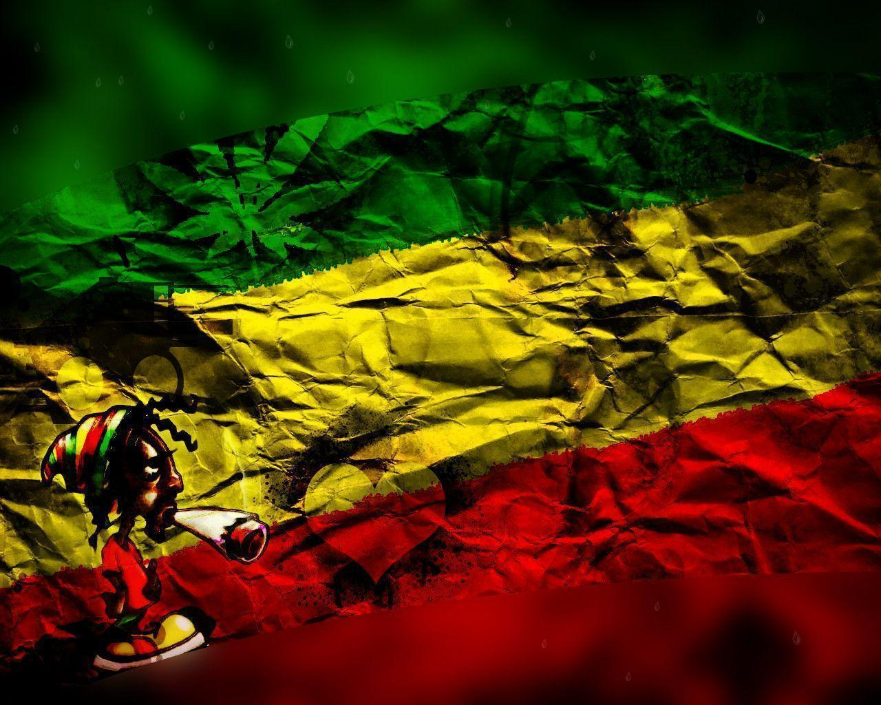 rasta colors backgrounds hd - photo #24