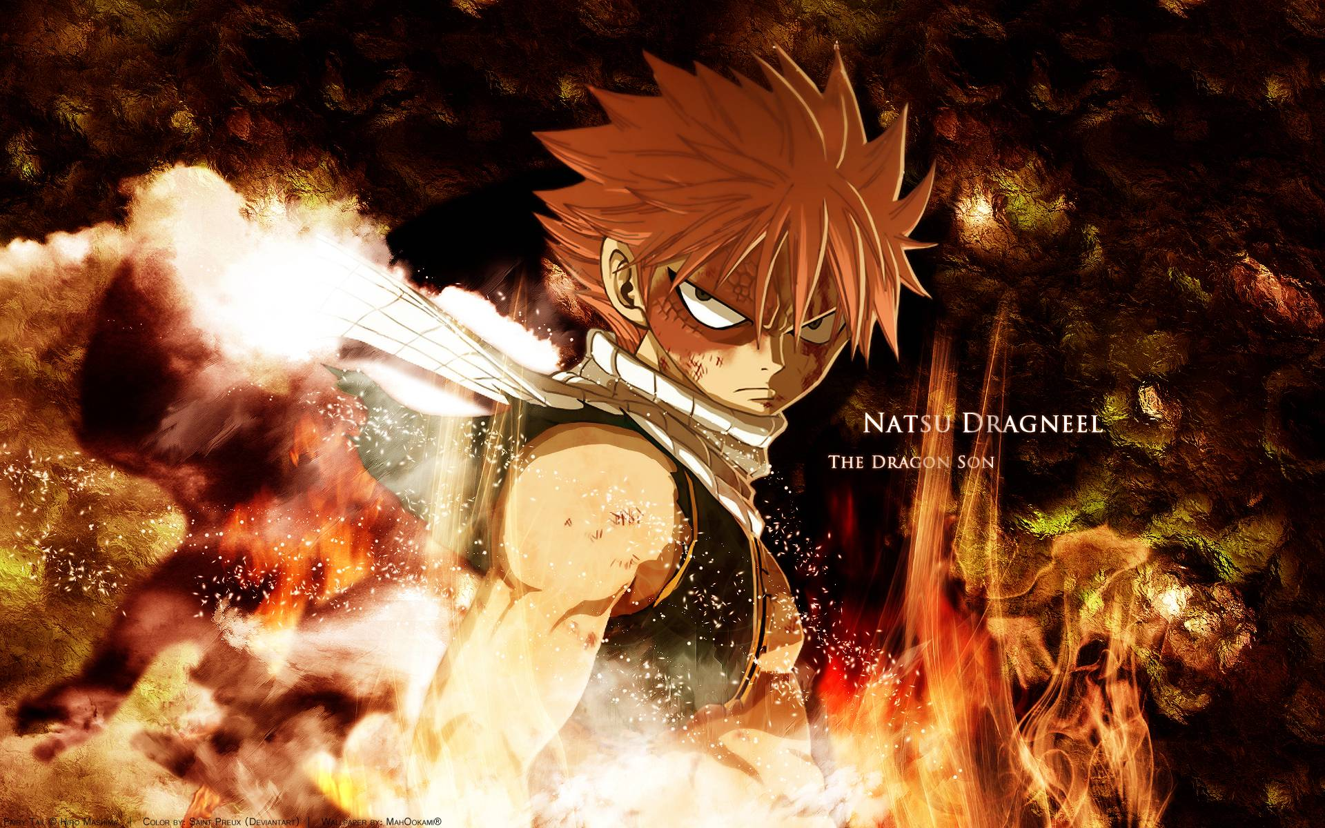 413 Natsu Dragneel HD Wallpapers | Backgrounds - Wallpaper Abyss ...