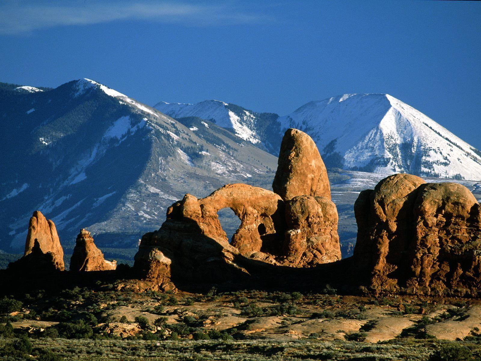 Arches National Park, Utah Us