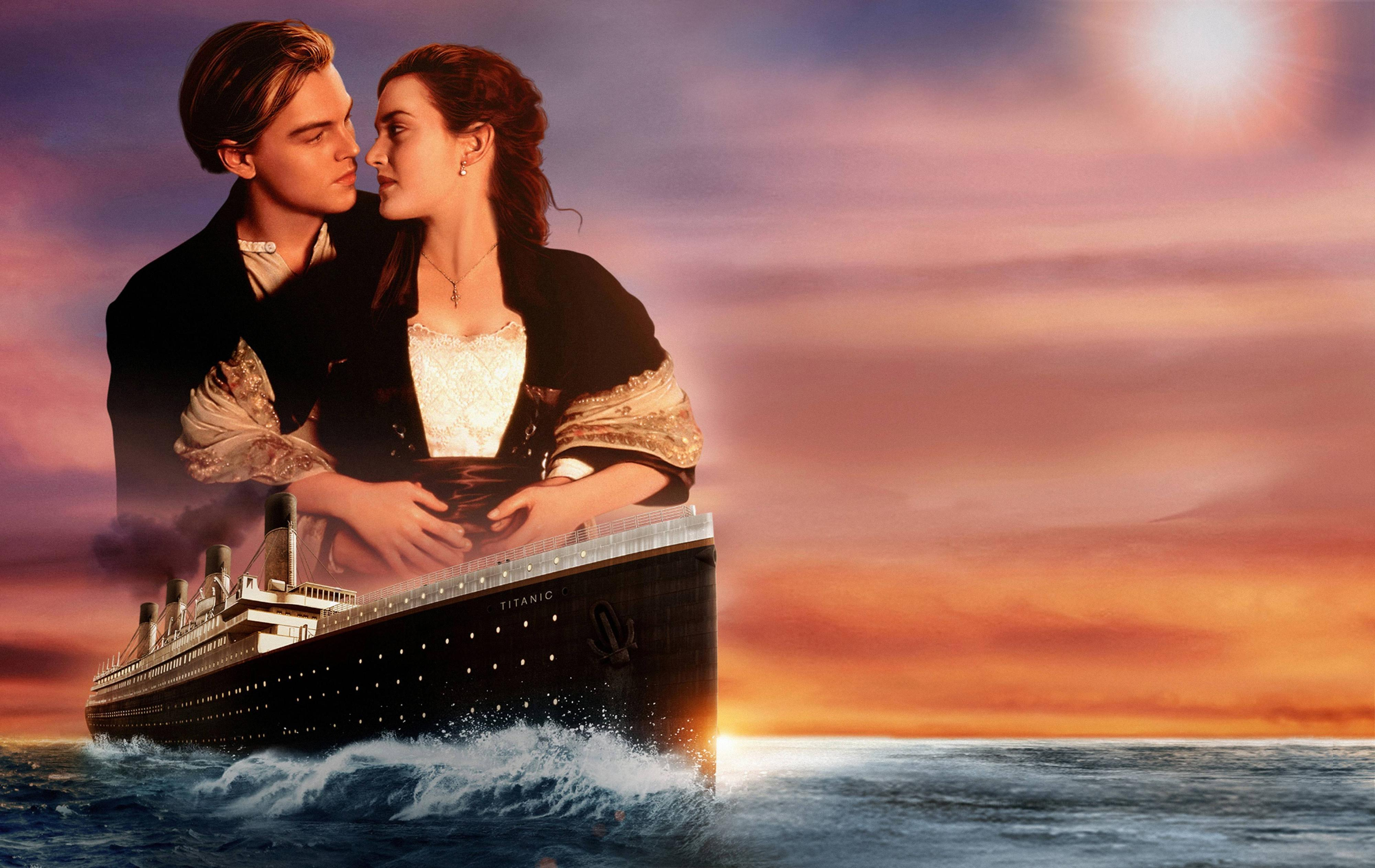 titanic movie wallpapers wallpaper cave