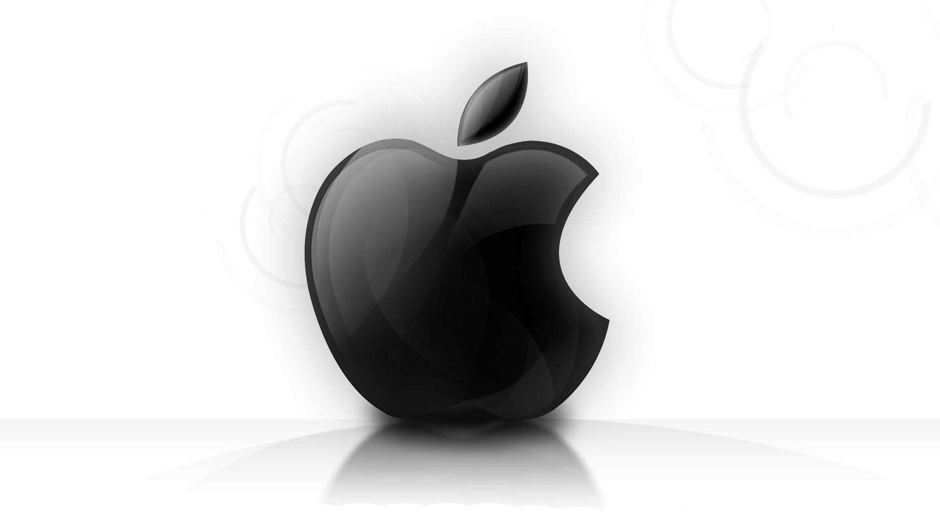 black apple wallpaper hd - photo #42