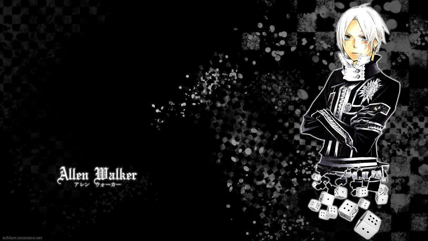 D Gray Man Wallpapers Wallpaper Cave