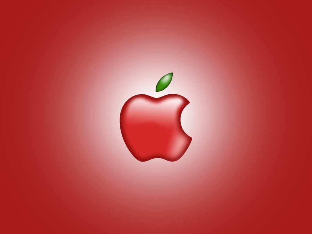 Wallpapers For Red Apple Background Wallpaper
