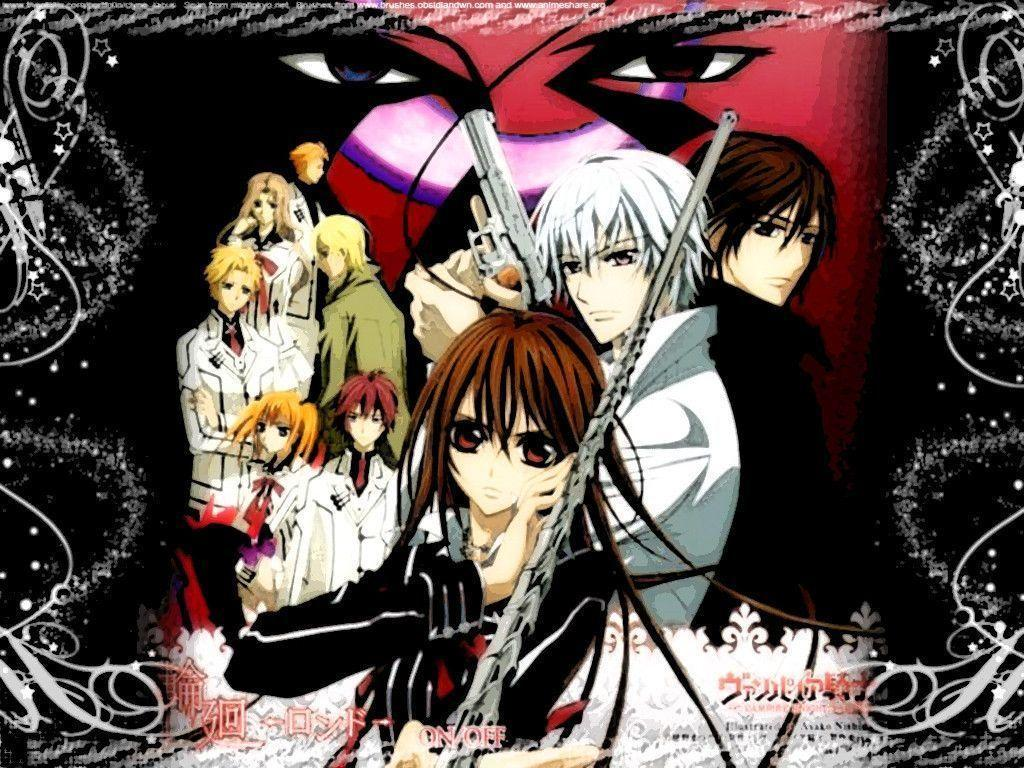 vampire knight wallpaper - photo #22