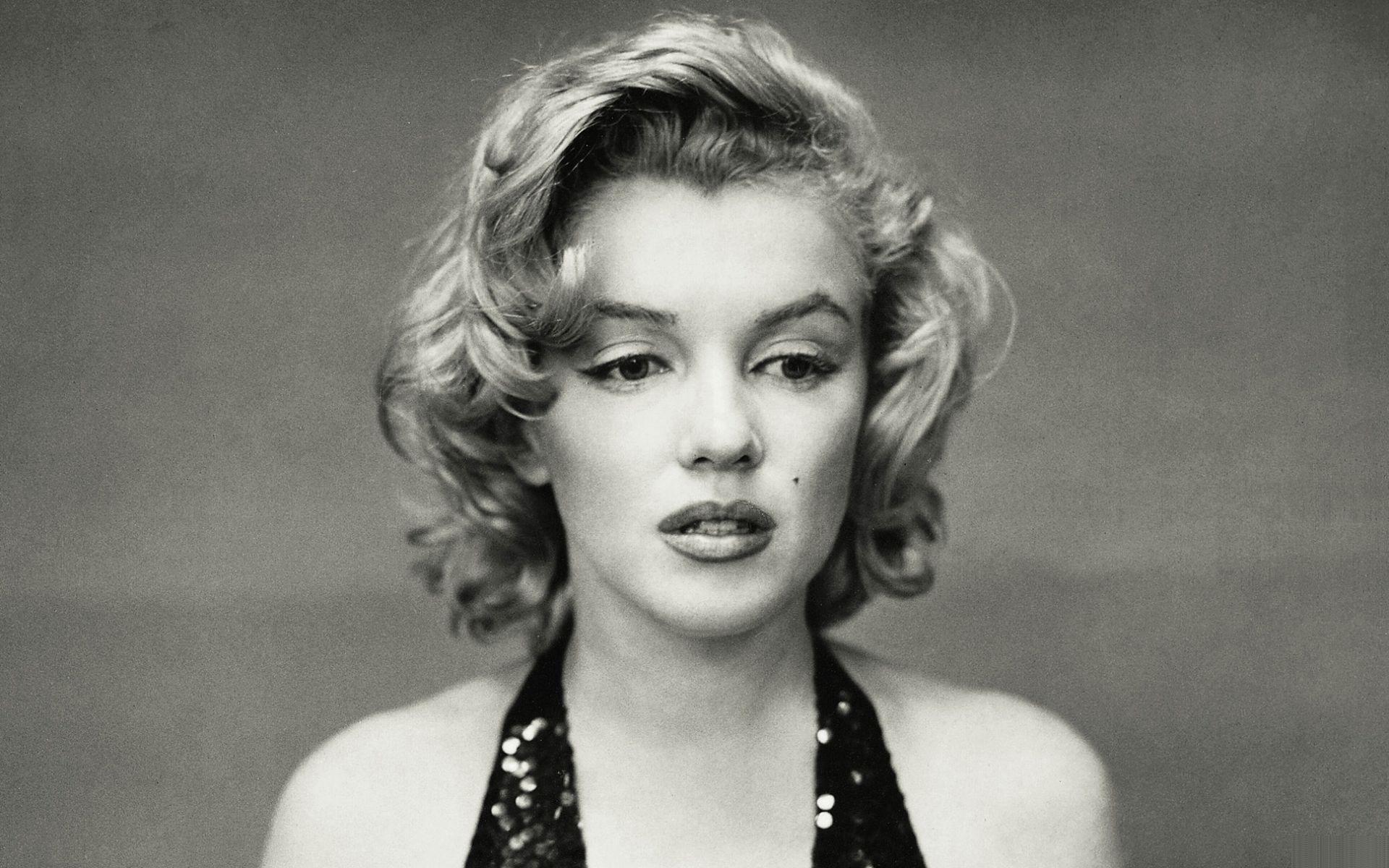 Black And White Marilyn Monroe Wallpaper Borde 14914 Full HD ...