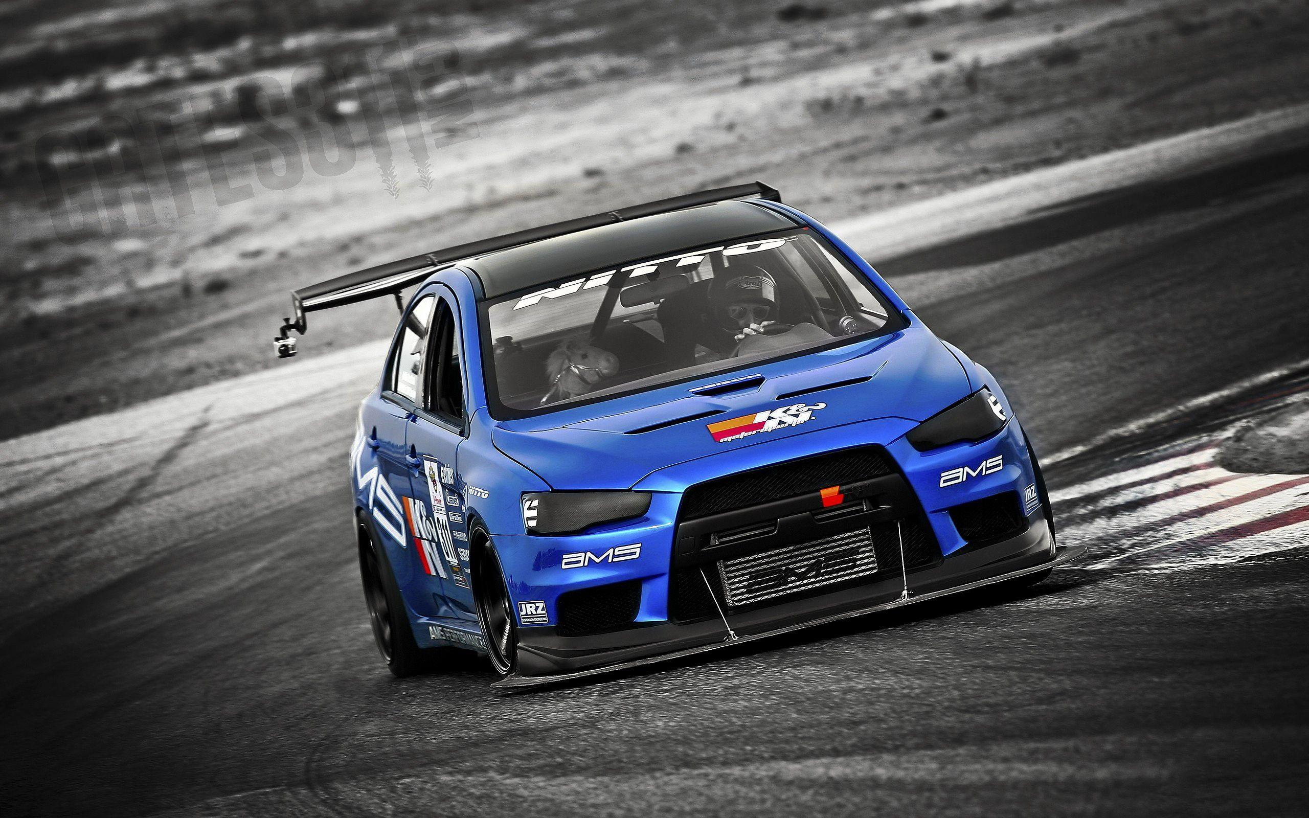 2015 mitsubishi lancer evo front design wallpaper 6169 car