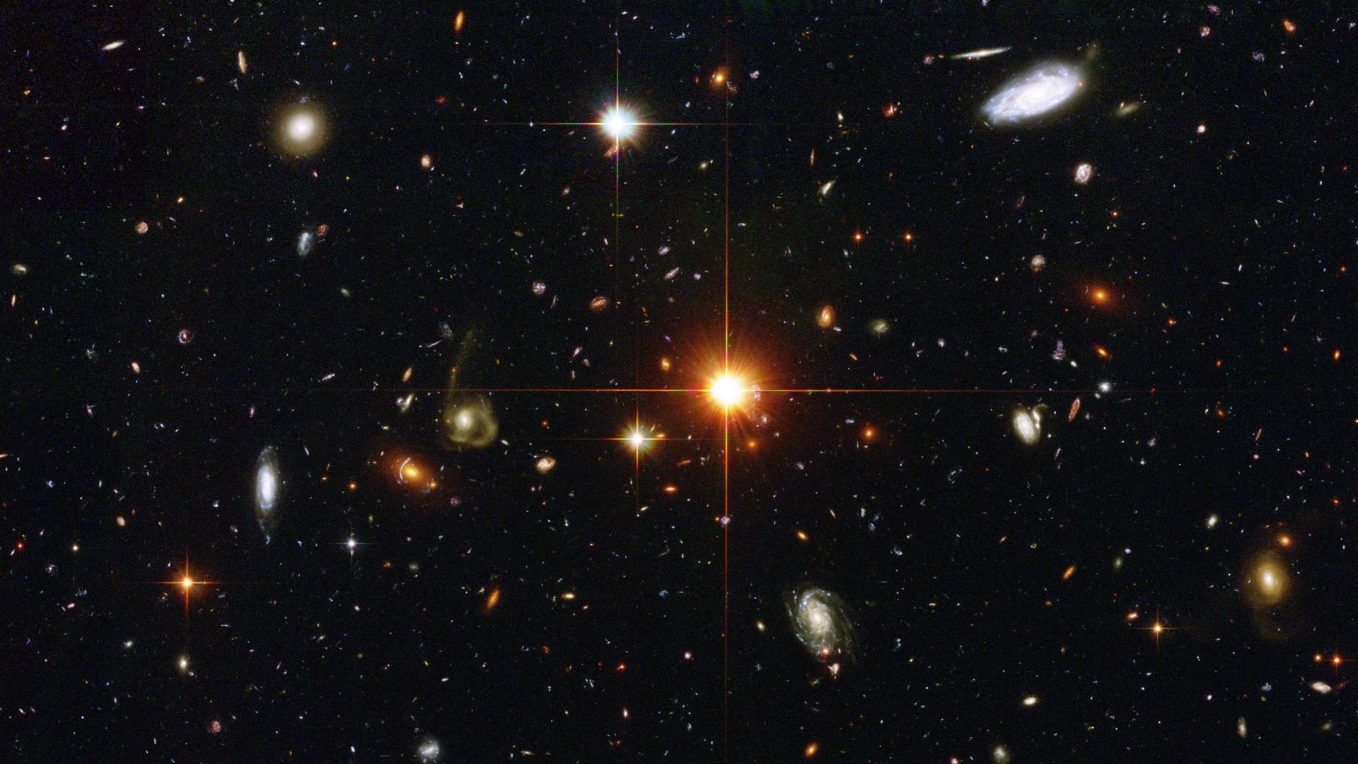hubble universe hd - photo #36