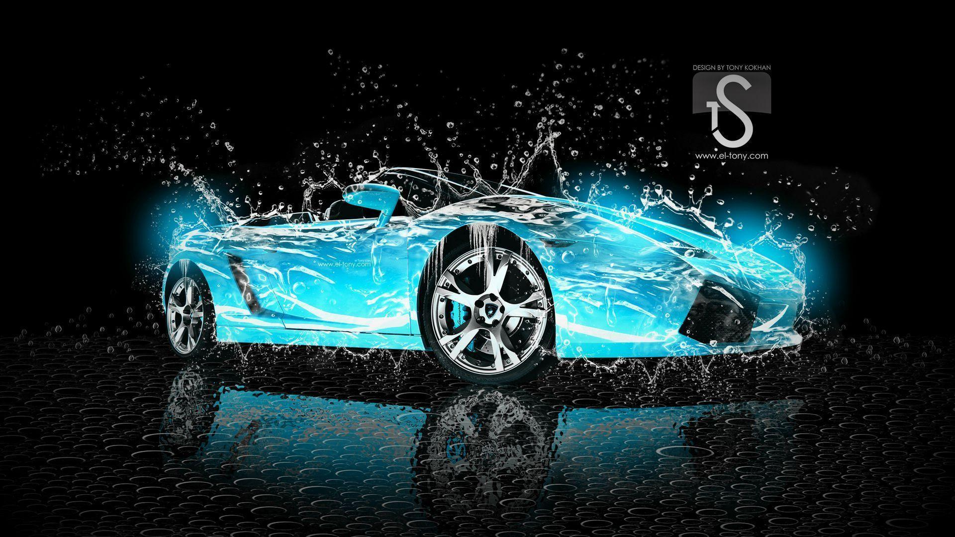 Wallpapers For Cool Blue Lamborghini Wallpaper
