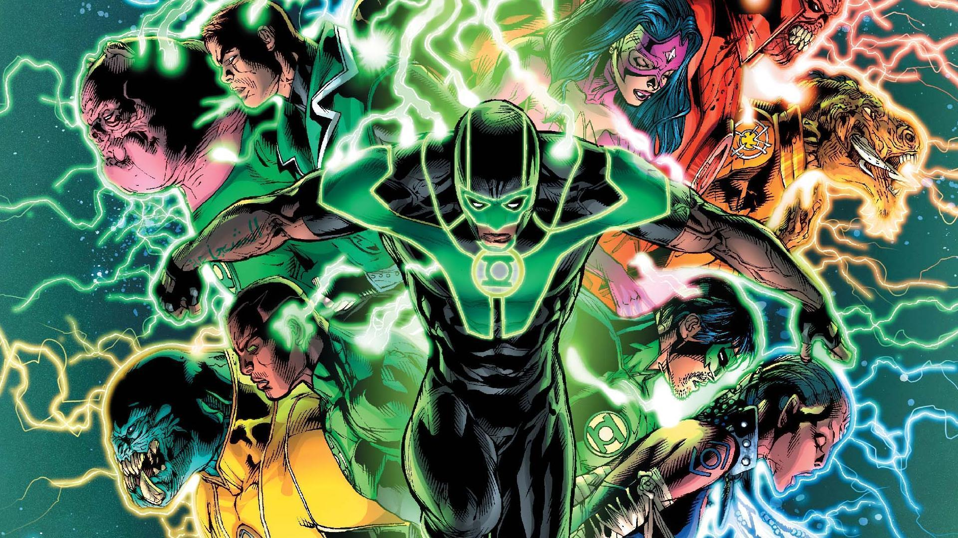 Green Lantern Computer Wallpapers, Desktop Backgrounds 1920x1080