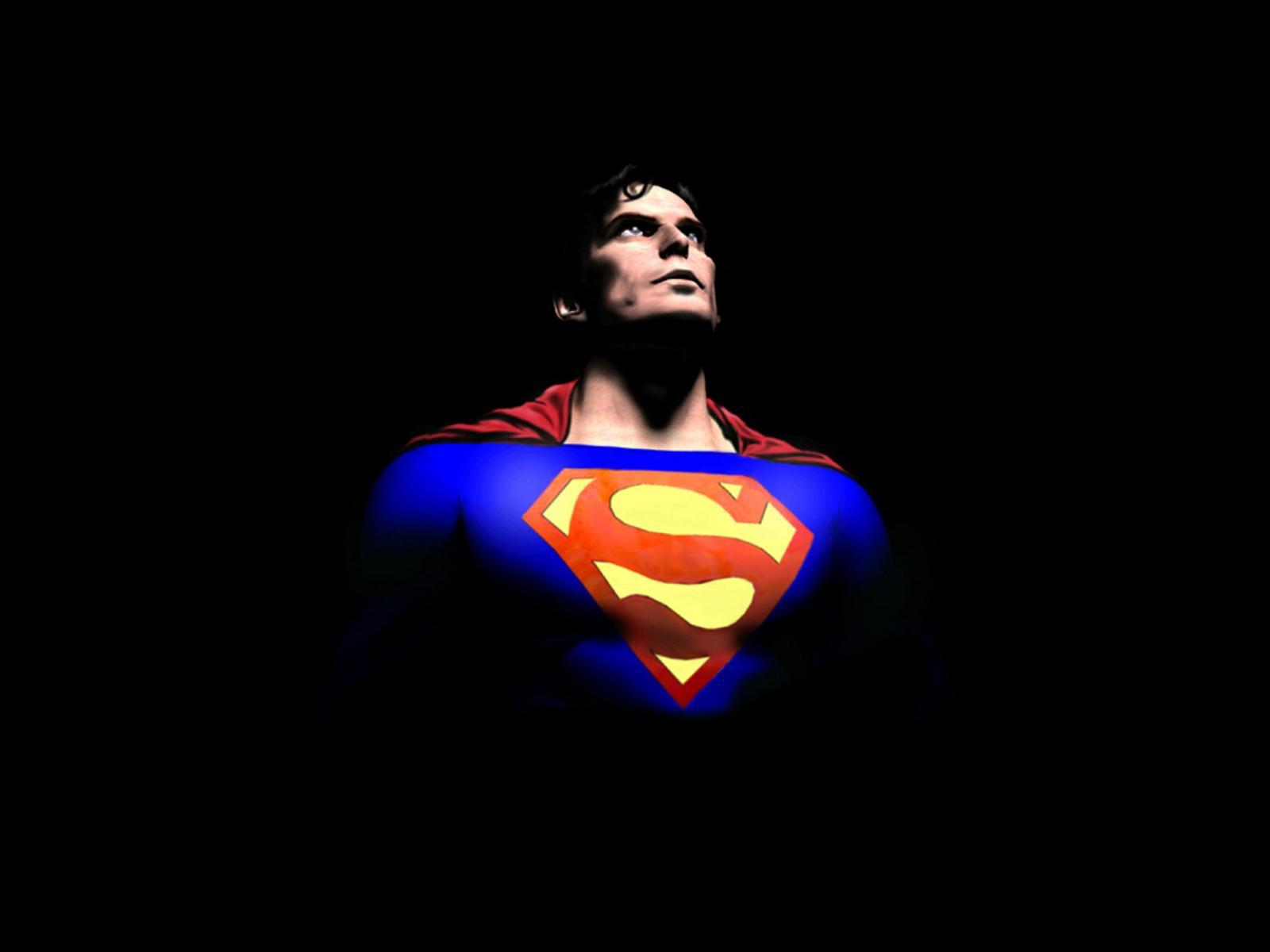 Black Superman Wallpapers 1600x1200PX ~ Wallpapers Best Superman