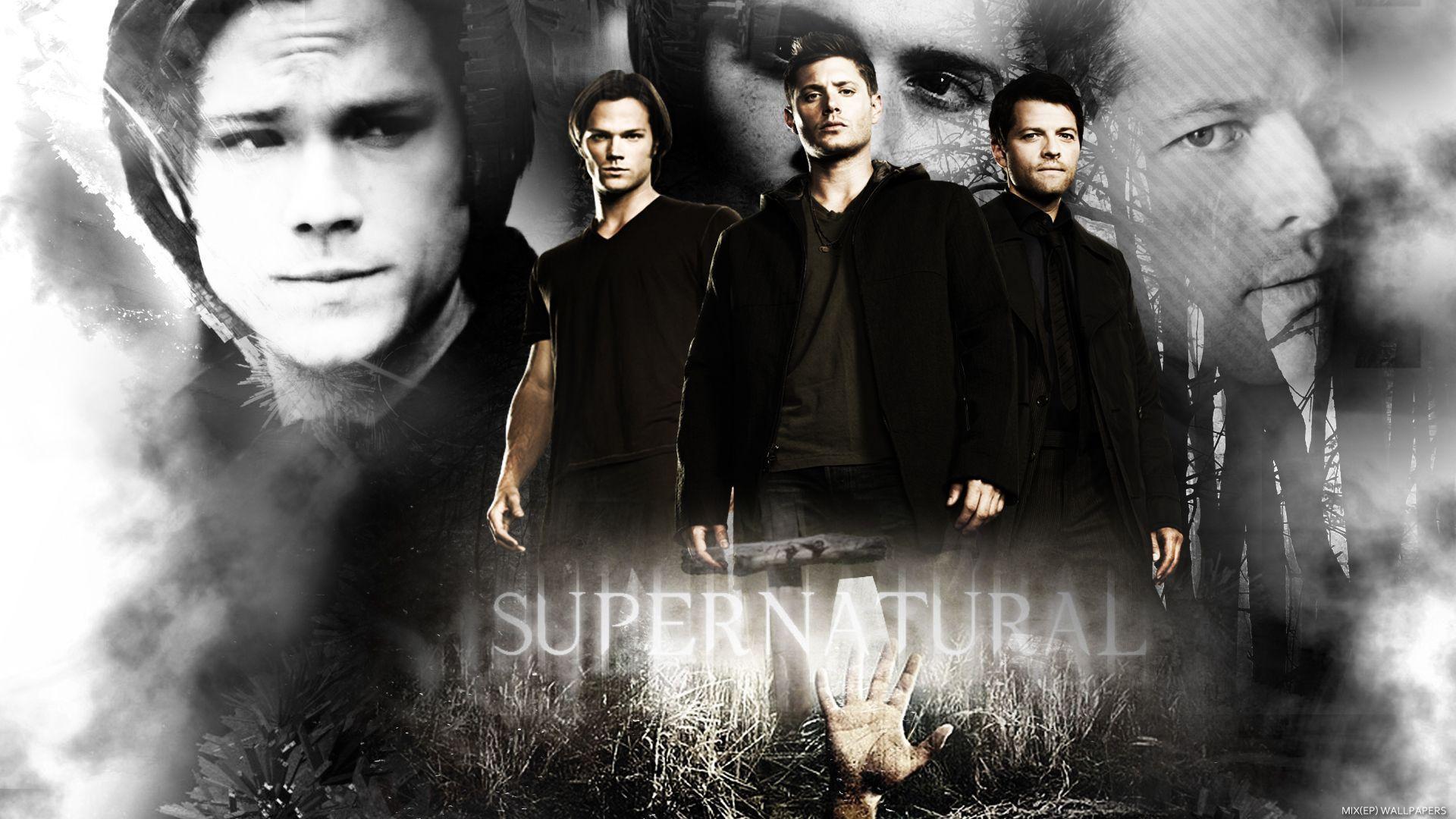 Supernatural Sam And Dean Wallpapers Wallpaper Cave