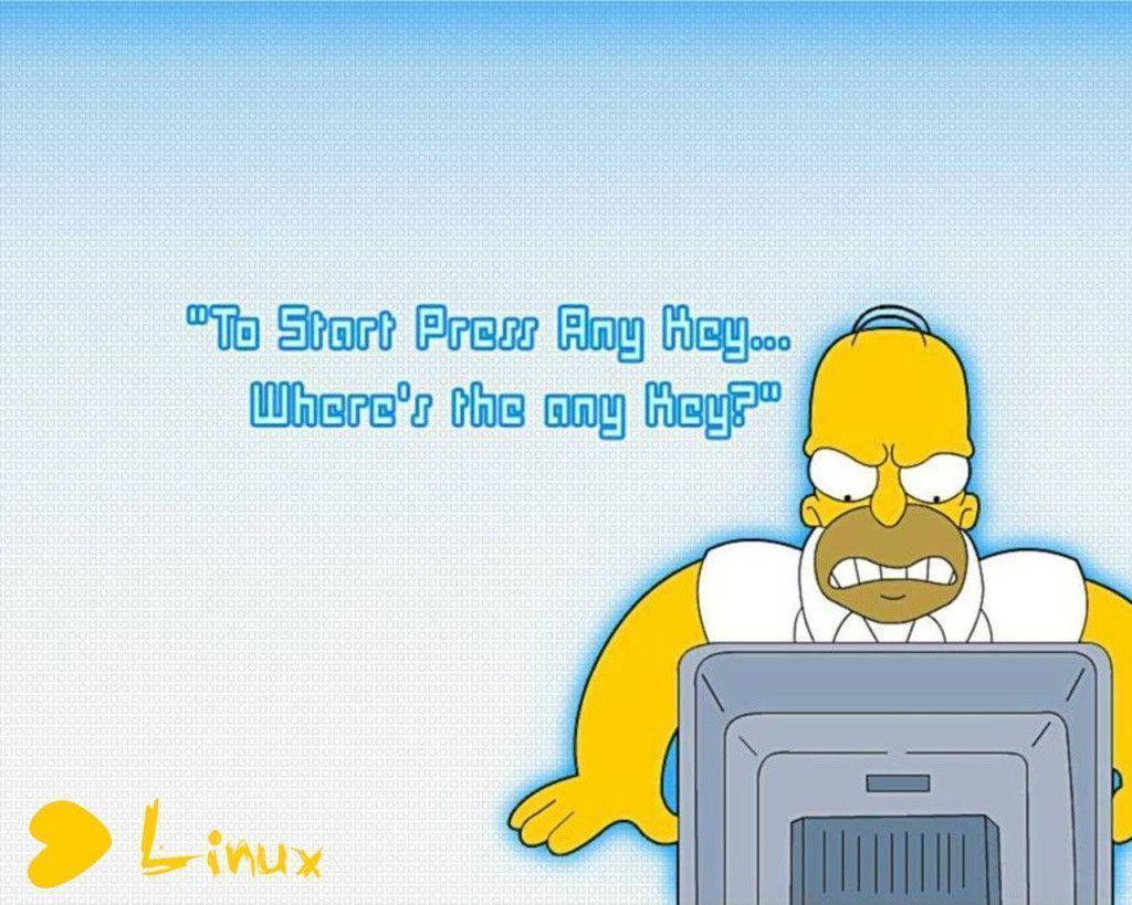 1280x720 homer simpson desktop - photo #20