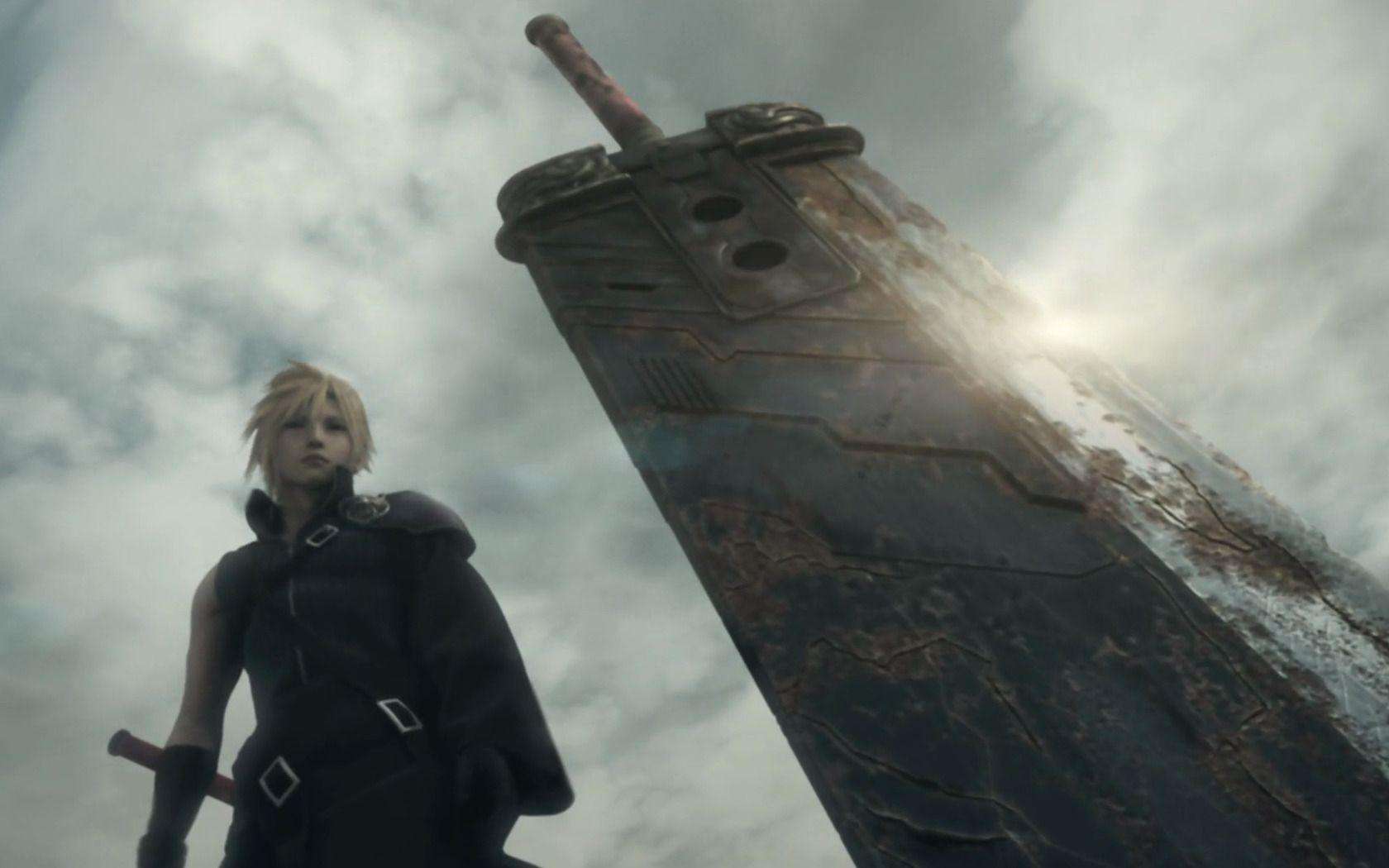 Final Fantasy Cloud Wallpapers Hd Wallpaper Cave