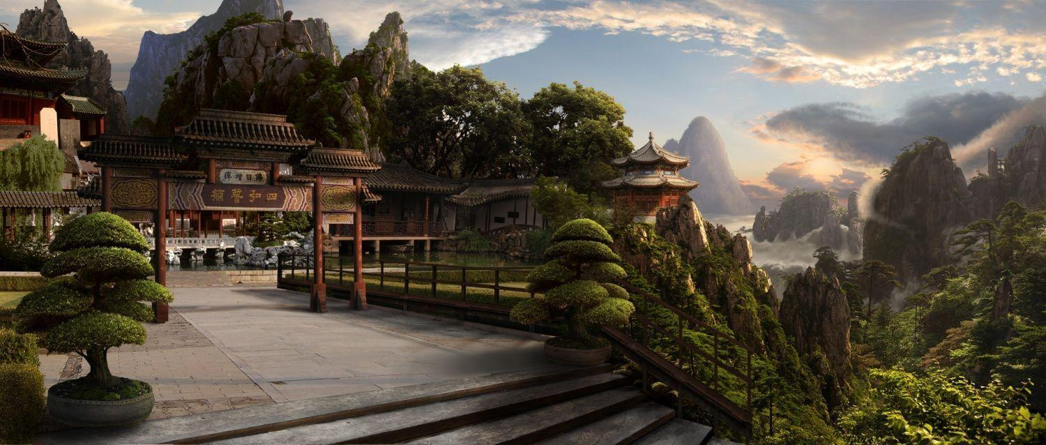shaolin temple wallpaper - photo #4
