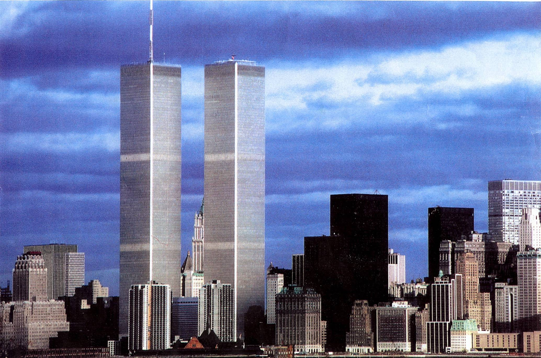 wtc wallpaper twin towers - photo #13