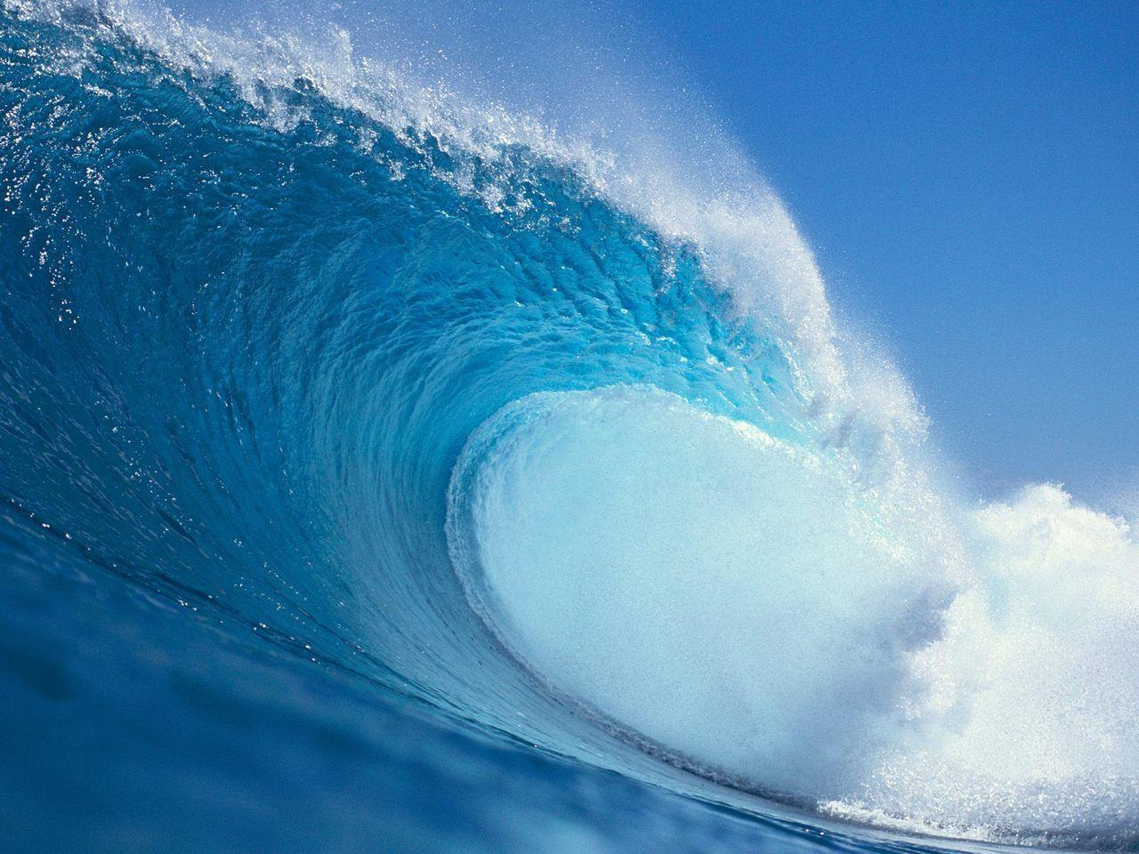 Surf Water Wallpapers and Pictures