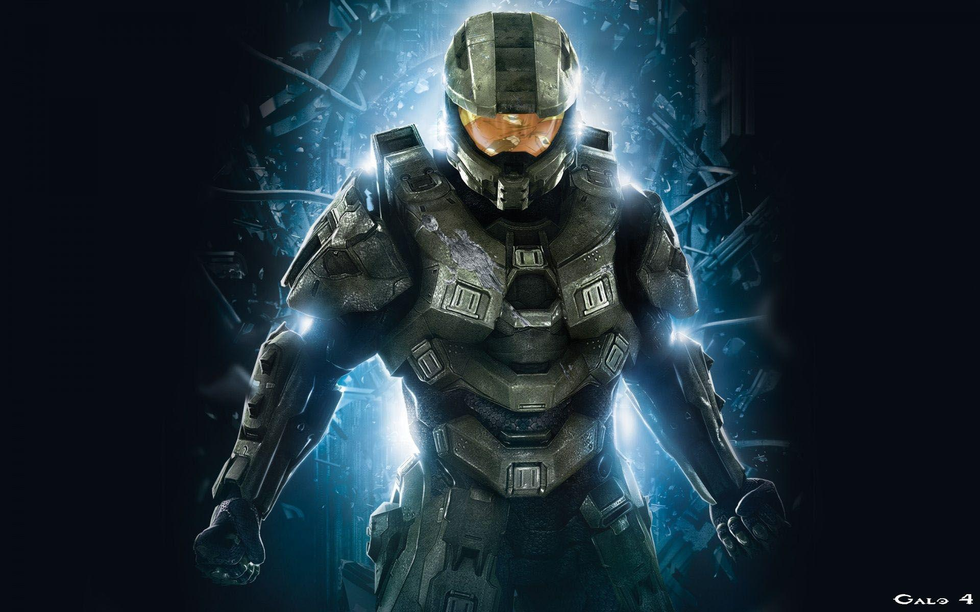 84 Halo 4 Wallpapers
