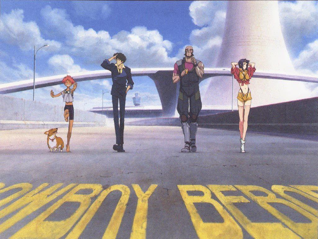 Wallpapers For > Cowboy Bebop Wallpapers Ein