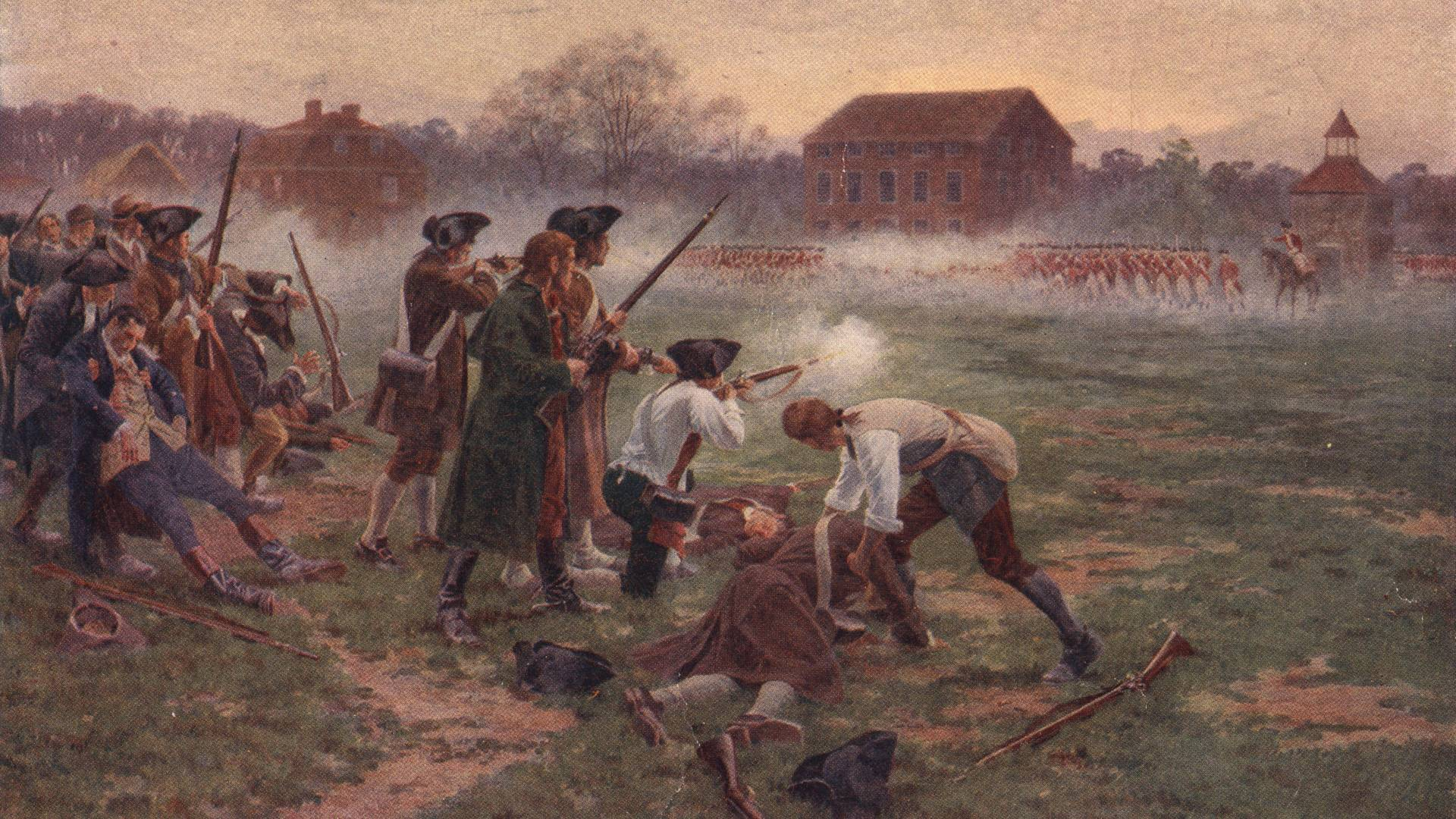 the contributions of george washington to the american victory over the british empire The mason george washington, the mason george washington joined  (in 1732 the british empire used the julian calendar  british victory at the.