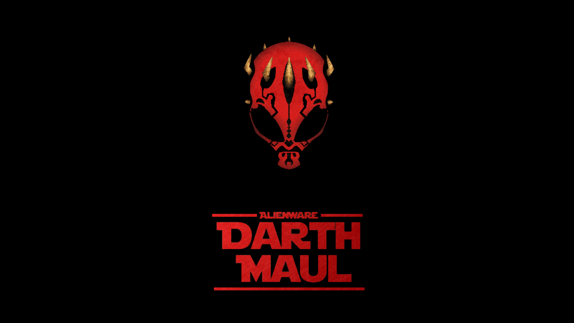 DeviantArt: More Like Darth Maul Alienware Wallpapers by Zman110