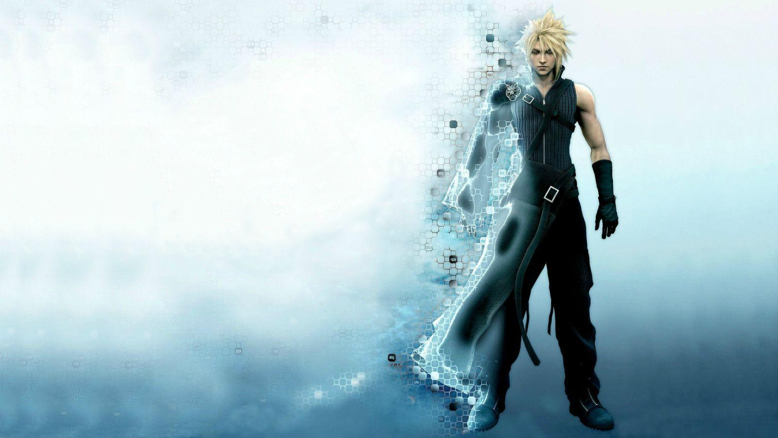 Final Fantasy 7 wallpapers Advent Children