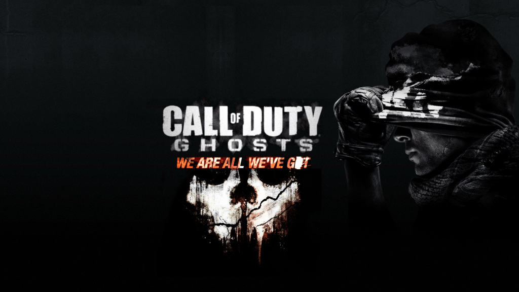 Call of Duty: Ghosts Wallpapers 2 + Effect by kunggy1
