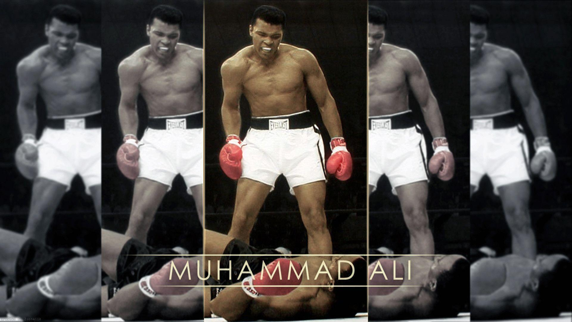 Muhammad Ali Wallpapers Wallpaper Cave