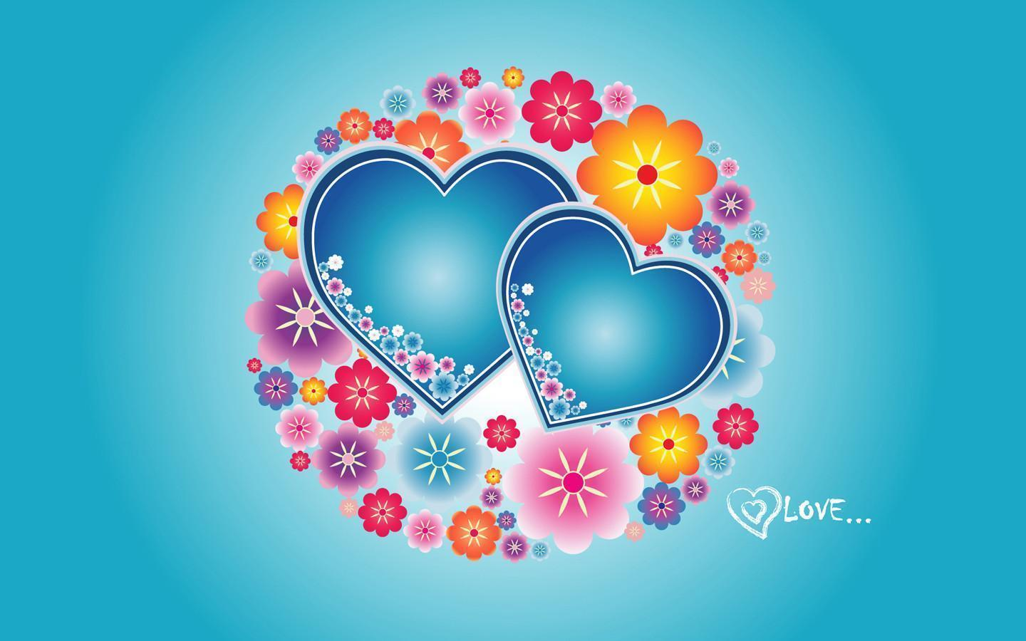 Love Heart Wallpapers HD - Wallpaper Cave