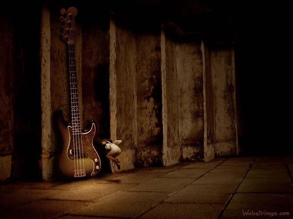 Bass Guitar Wallpapers Wallpaper Cave