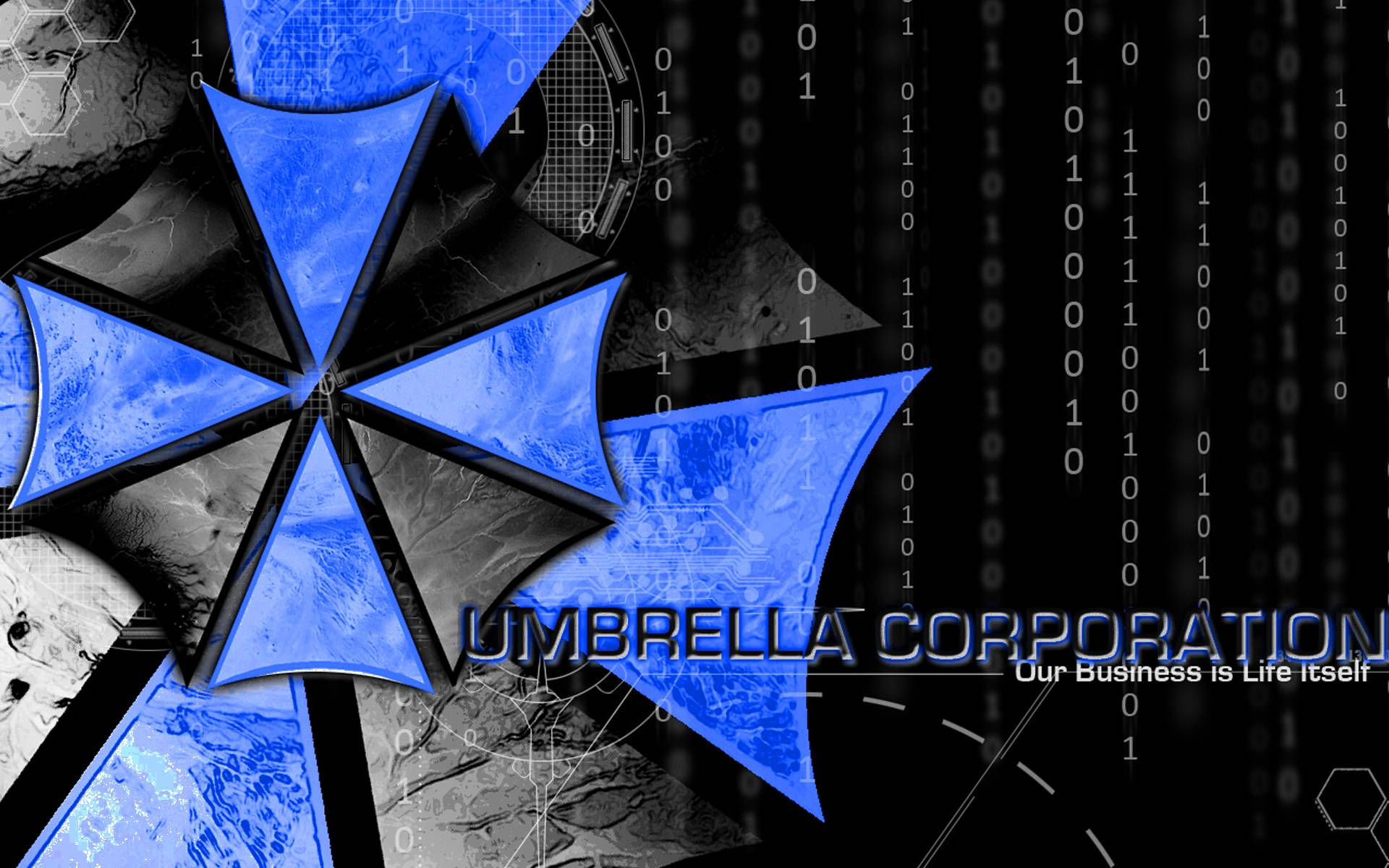 Umbrella Corporation X Movie Wallpapers