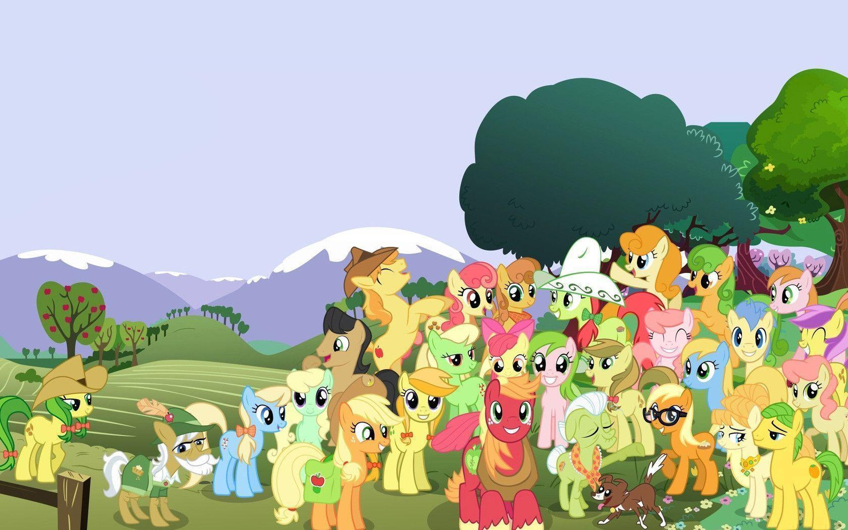 my little pony friendship is magic wallpapers  wallpaper