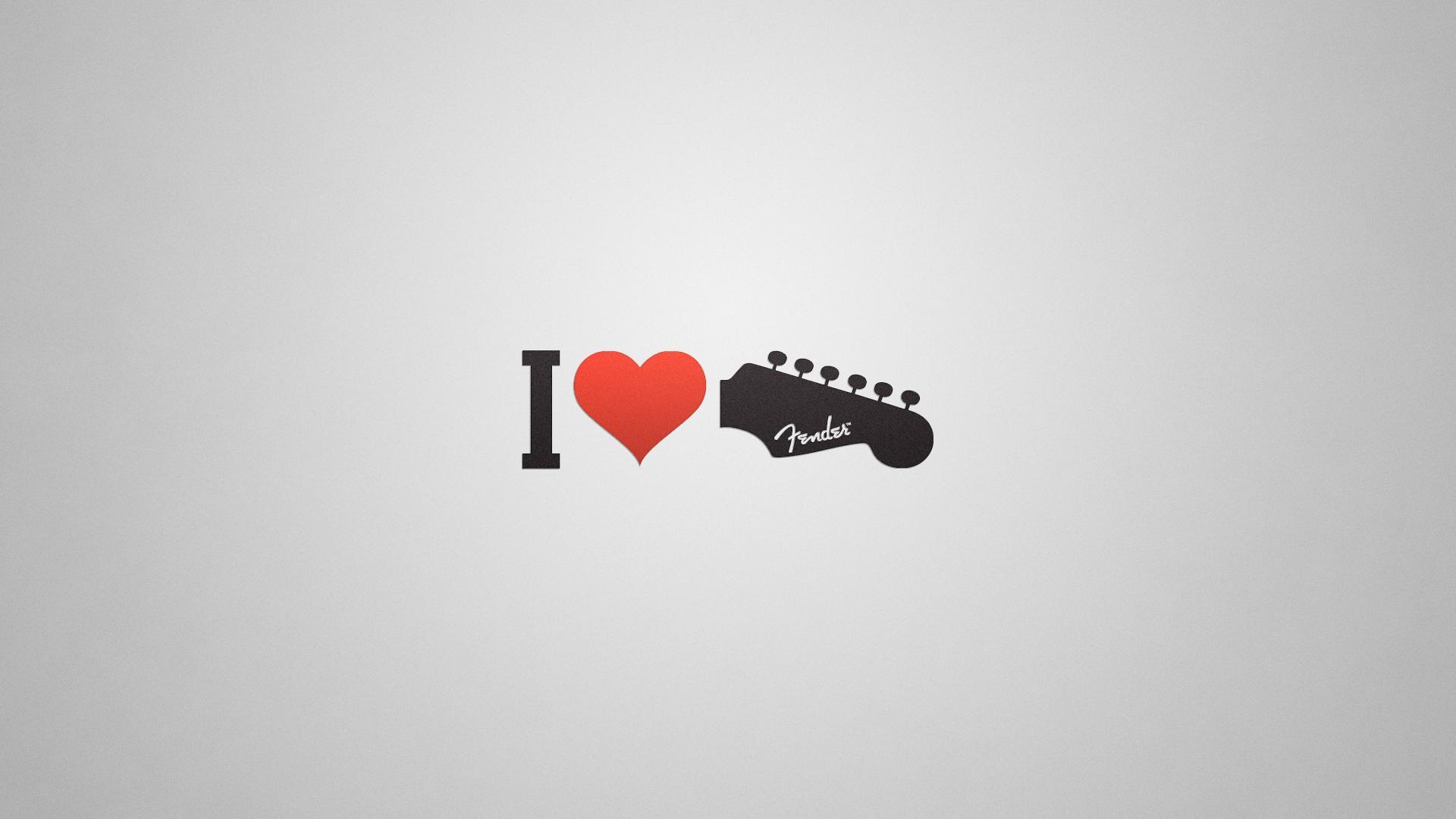 Pix For > Fender Wallpaper