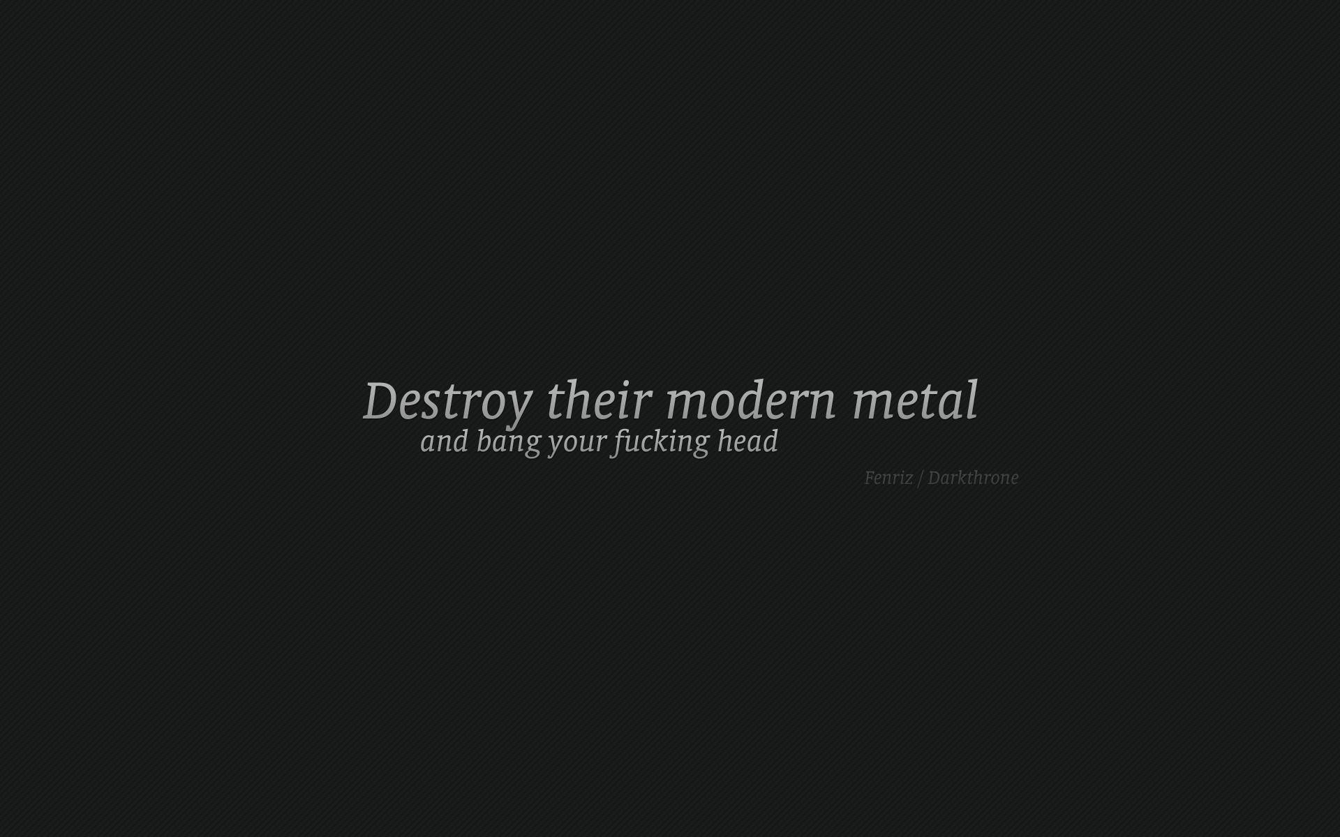 Heavy Metal Computer Wallpapers, Desktop Backgrounds 1920x1200 Id ...